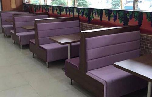 餐厅沙发翻新04